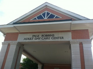 Page Robbins Sign