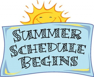 SummerSchedulebegins