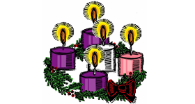 Advent Wreath 1 Crop